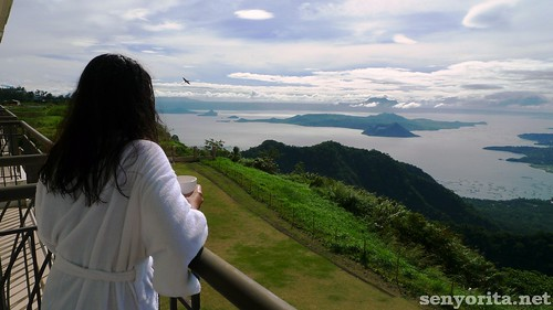Me @ Taal Vista Hotel two years ago