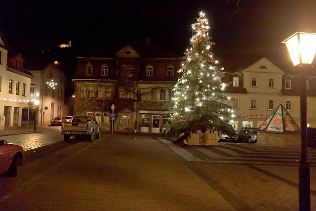 Bad Blankenburger Weihnachtsbaum 2011