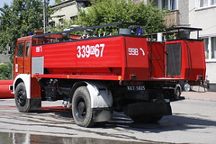 asphalt, vehicle, truck, transport, fire department, emergency vehicle, land vehicle, fire apparatus, emergency service,