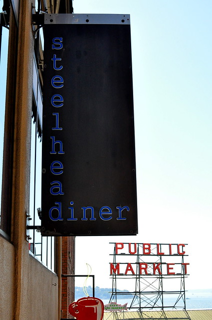 Steelhead Diner - Seattle