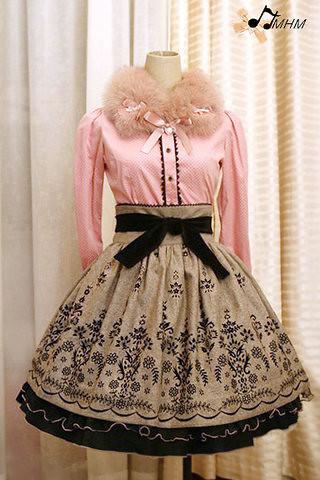 HMHM winter skirt