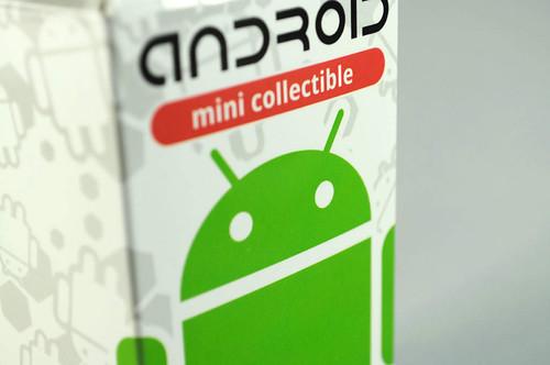 ギズモード Android フィギュア