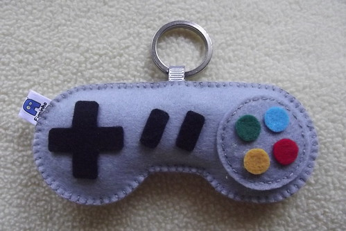 Joystick Super Nintendo by Jaque Bastos