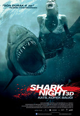 Katil Köpek Balığı - Shark Night 3D (2011)