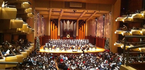 Seattle Symphony Holiday Fun