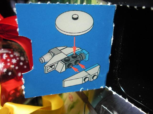 lego star wars advent calendar 2011 instructions
