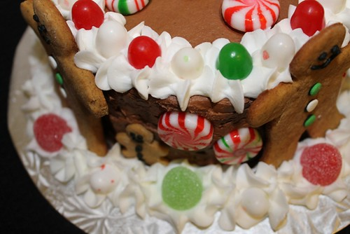 Christmas Eve Cake - 4