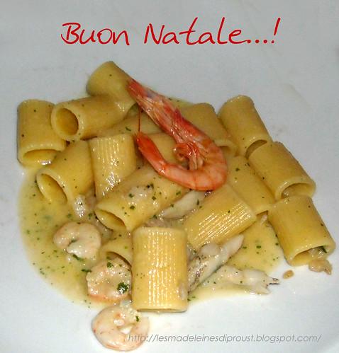 mezze-maniche-rombo-e-gamberetti-in-salsa-di-porro