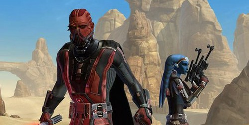 SWTOR Companions Guide - Skills, Roles, Gifts and Romance