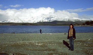 Elizabeth by Lake Tekapo