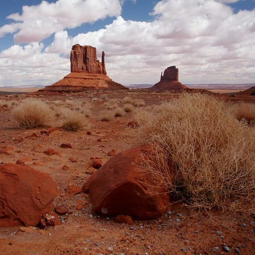 Monument Valley: Gorgeous day
