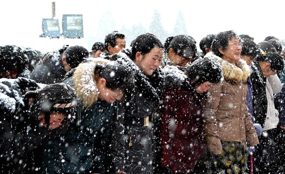 Чудовищная боль непоправимой утраты. Пхеньян прощается с Полководцем