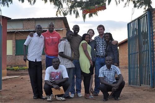 africa christmas eve kigali rwanda rop 2011
