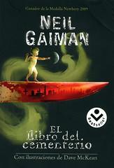 Neil Gaiman, El libro del cementerio