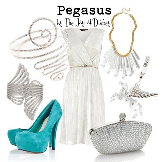 Inspired by: Pegasus
