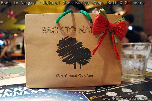 back to nature - Natural Shea Butter Soap, Bath & Skincare-003