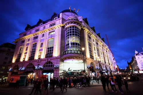 The Criterion, Piccadilly Circus, London
