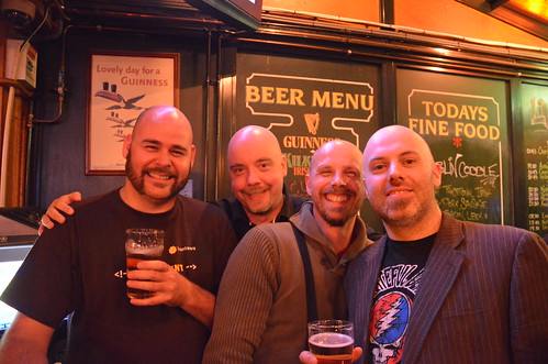 The bald guys - Amsterdam & Fronteers Conference 2011