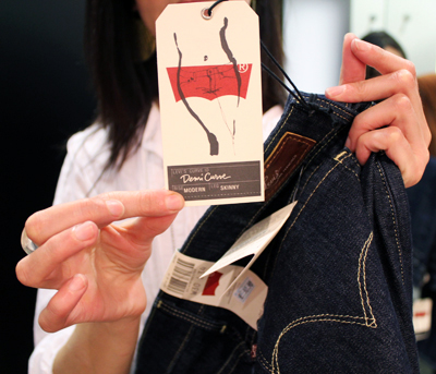 fashionarchitect.net Levi's curve ID demi curve