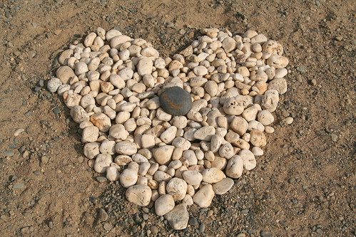 Heart of Stones: Found Art