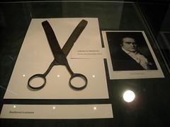 Beethoven's Scissors