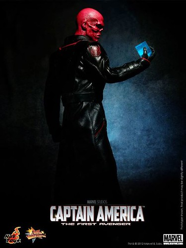 Red Skull_Hot Toys teaser