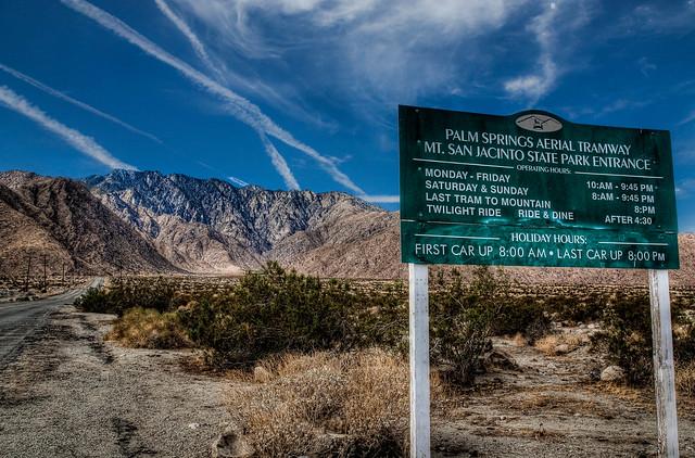 Palm Springs Aerial Tramway Mt San Jacinto State Park