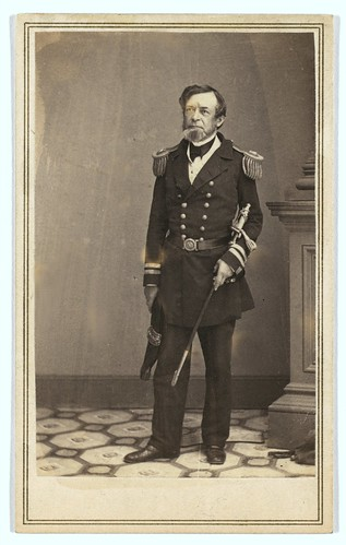 Commodore Andrew H. Foote