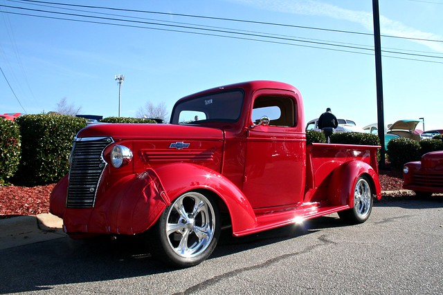 1938 Chevy Pickup | Flickr - Photo Sharing!