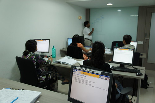 Atos India (formerly Siemens SAP education) SAP education prepares you for future by Atos India SAP Education