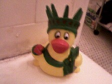 Rubber Ducky Liberty