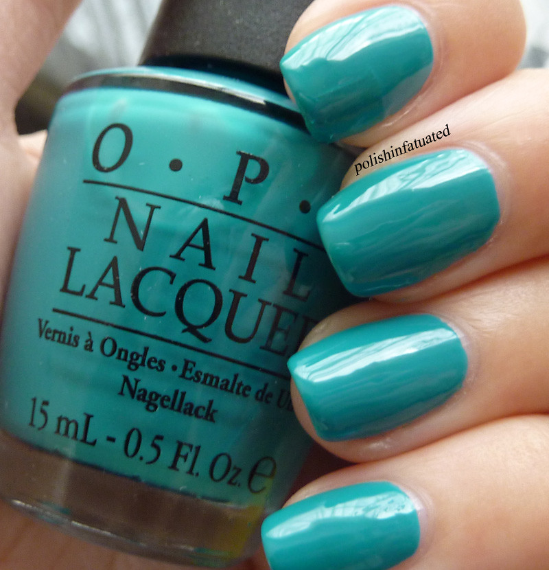 Swatches and review: OPI Nicki Minaj collection part 1 ~ Polish ...