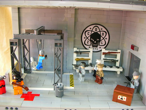 Nazi Scientist Lab 3: Zombie Lab