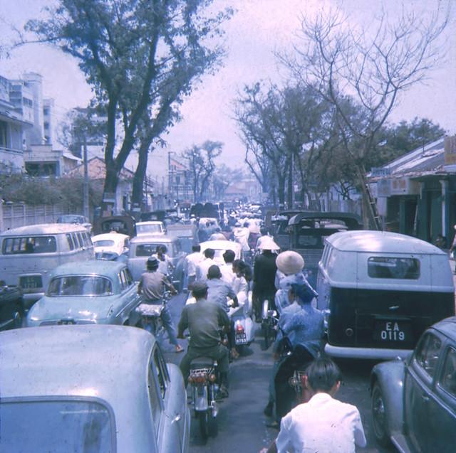 Saigon 1968 - Dakao - Dinh Tien Hoang St