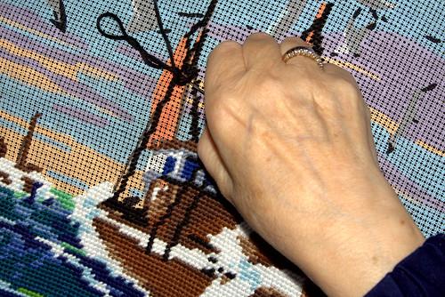 manos entretenidas