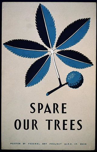 Spare our trees (LOC)