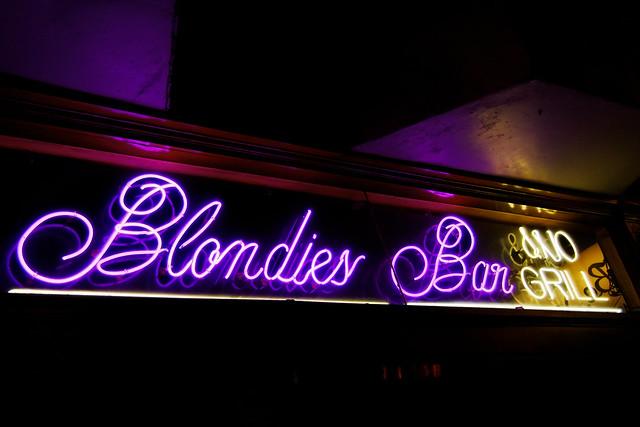 Blondie's SF, Blondie's bar SF, Blondie's Bar San Francisco, martini in San Francisco, cocktail in Mission, drinks in Mission, best bar in Mission SF