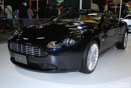 Aston Martin D89