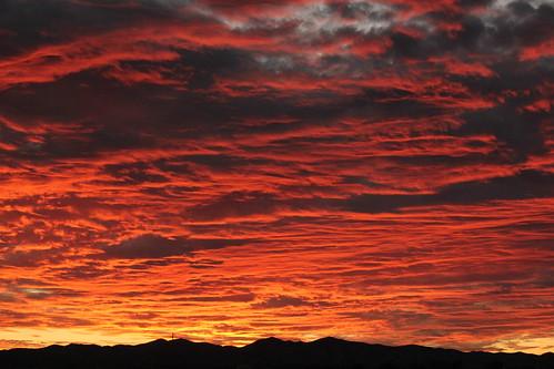 sunset red arizona sky orange cloud sun nature yellow set skyline clouds canon skyscape lens landscape fire eos rebel gold golden nogales january salmon az skyfire arizonasky 1312 arizonasunset t2i nogalesaz efs55250mm 132012 arizonaskyline efs55250mmlens canoneosrebelt2i eosrebelt2i arizonaskyscape january32012 january32012sunset