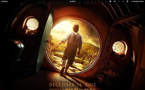 Fons de Pantalla 2012-01 The Hobbit