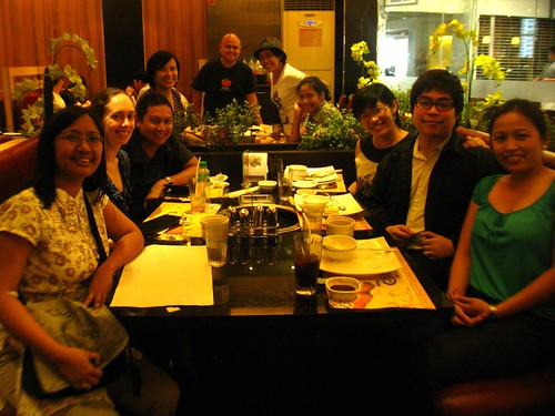 Meetup with Old College Friends
