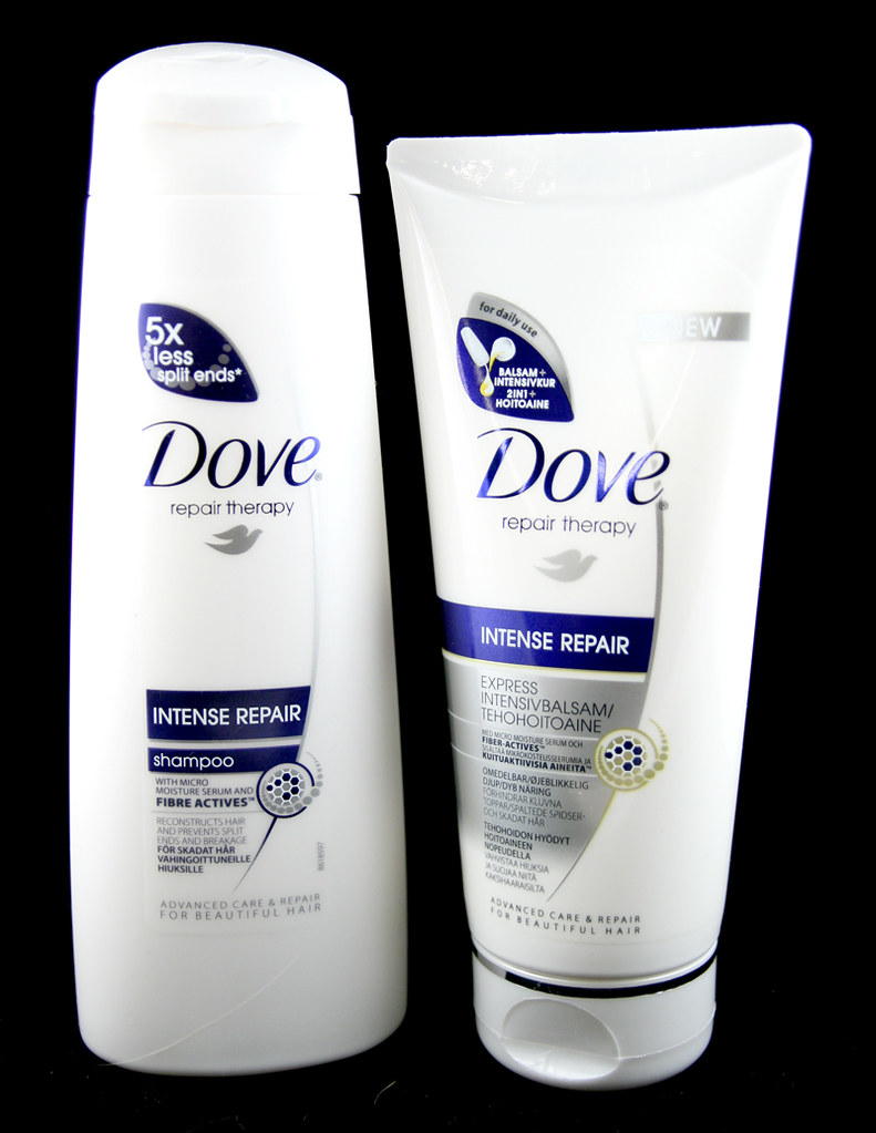 dove intense repair