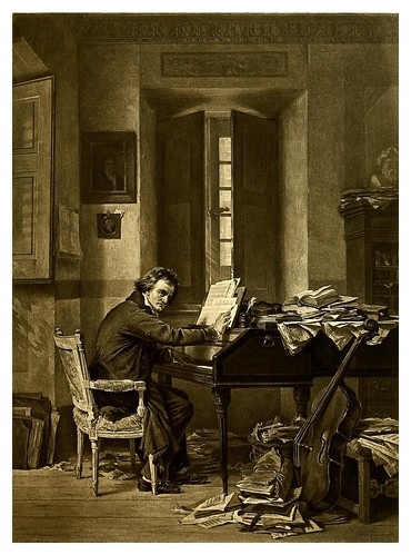 031-Beethoven-The music of the modern world illustrated in the lives and works…Vol 1-1895