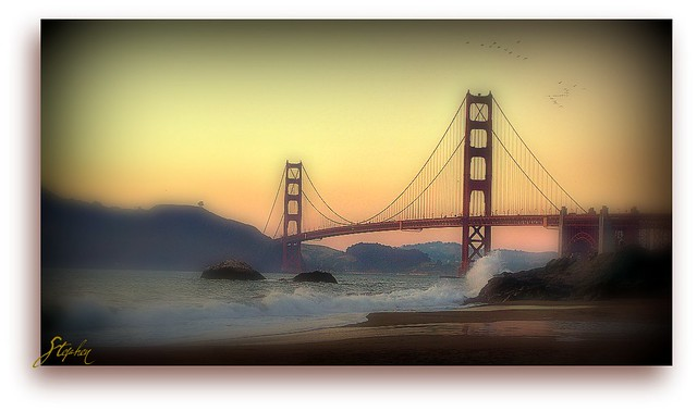 ~~ Golden Gate Bridge ~~