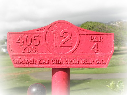 Hawaii Kai Golf Course 131b