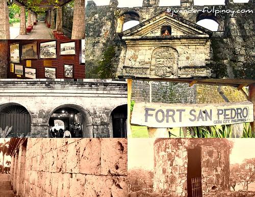 fort sanpedro CEBU|A 3D/2N Itinerary