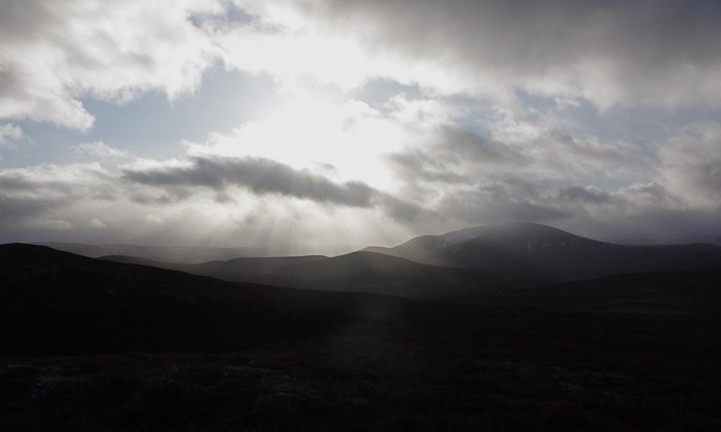 Rays over Conachcraig