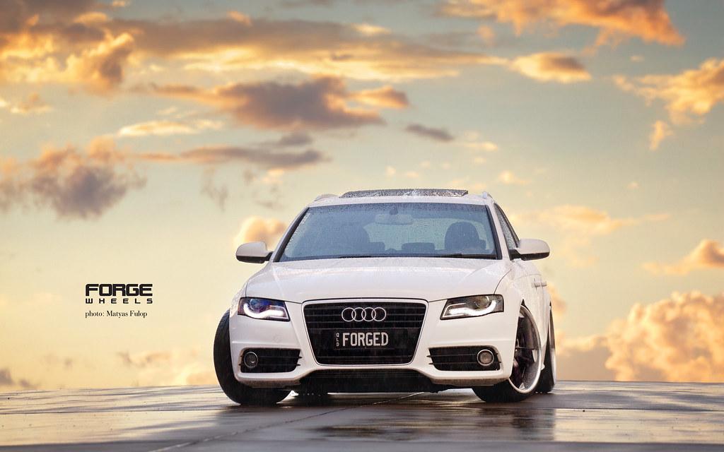 FORGE Wheels Audi A4
