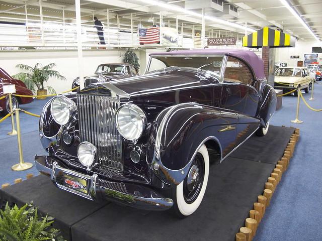 47 Rolls Silver Wraith
