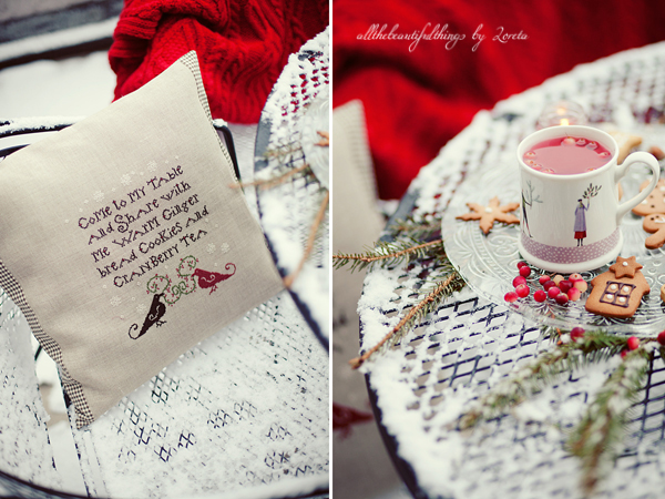 Plum Street Samplers - Christmas Tea